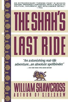 Shah's Last Ride Cover