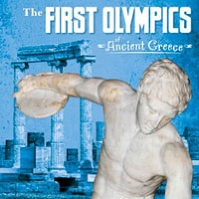 Cover for The First Olympics of Ancient Greece