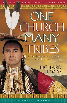 Cover for One Church Many Tribes