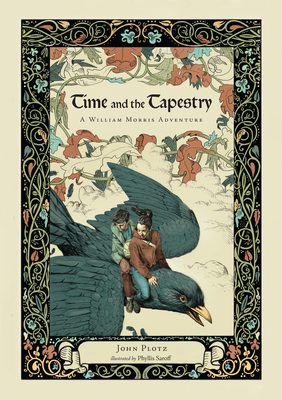Cover for Time and the Tapestry