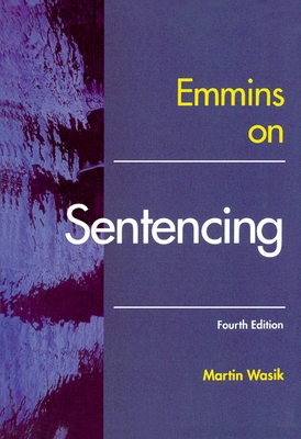 Emmins on Sentencing (Society for Classical Studies American Classical Studies) Cover Image