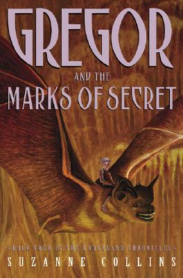 Gregor and the Marks of Secret Cover