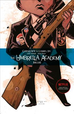 Umbrella Academy Volume 2 Cover