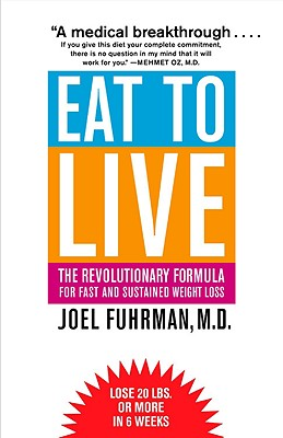 Eat to Live Cover