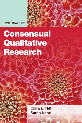 Essentials of Consensual Qualitative Research Cover Image