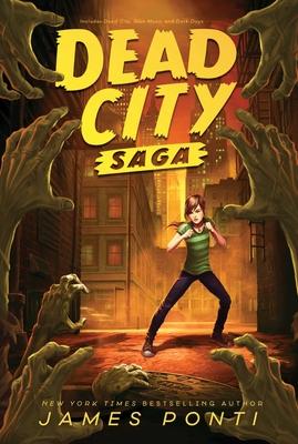 Dead City Saga: Dead City; Blue Moon; Dark Days Cover Image