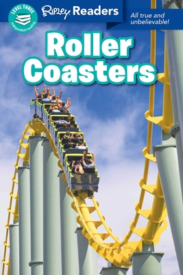 Ripley Readers LEVEL3 Roller Coasters Cover Image