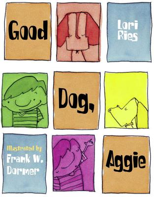 Good Dog, Aggie! Cover