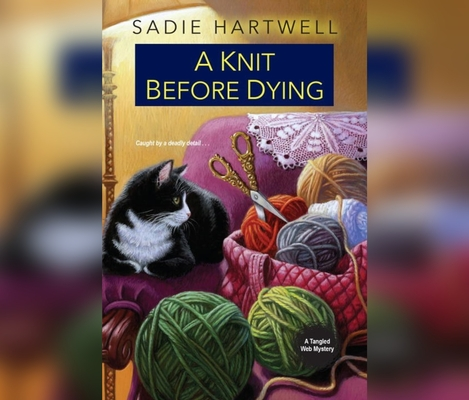 A Knit Before Dying Cover Image