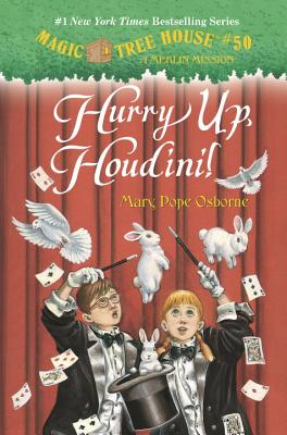 Hurry Up, Houdini! Cover Image