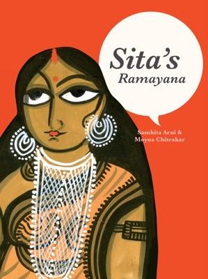 Sita's Ramayana Cover