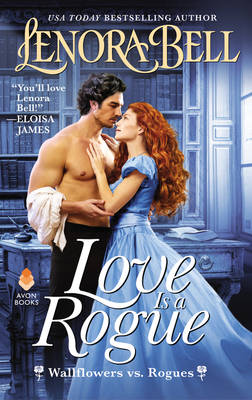 Cover for Love Is a Rogue
