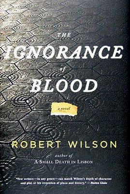 The Ignorance of Blood Cover