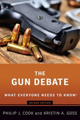 The Gun Debate: What Everyone Needs to Know Cover Image
