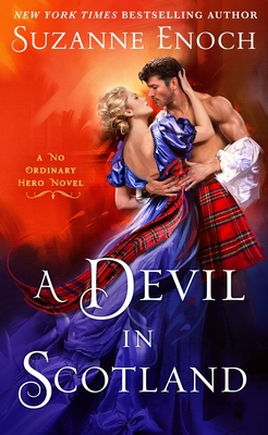 A Devil in Scotland: A No Ordinary Hero Novel Cover Image