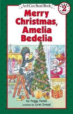 Merry Christmas, Amelia Bedelia Cover