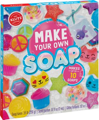 Make Your Own Soap Cover Image