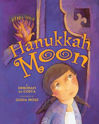 Hanukkah Moon Cover Image