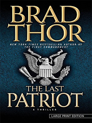 The Last Patriot Cover Image