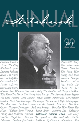 Hitchcock Annual: Volume 22 Cover Image