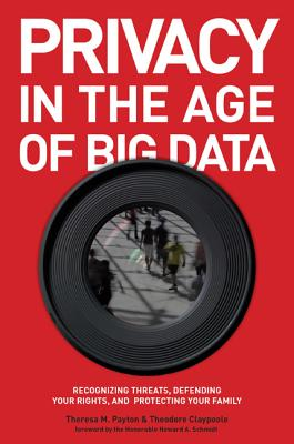Privacy in the Age of Big Data Cover