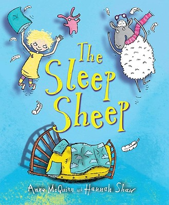 The Sleep Sheep Cover