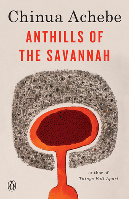 Anthills of the Savannah Cover