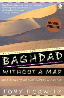 Baghdad without a Map and Other Misadventures in Arabia Cover Image