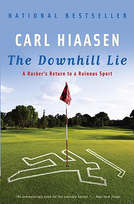 The Downhill Lie Cover