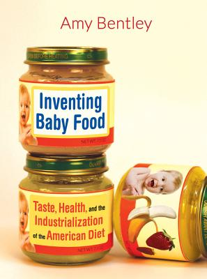 Cover for Inventing Baby Food