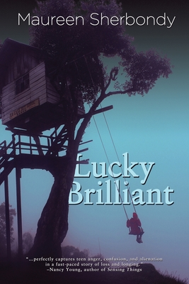 Cover for Lucky Brilliant