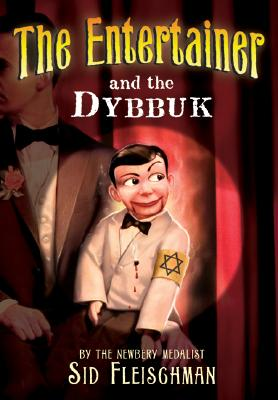 The Entertainer and the Dybbuk Cover