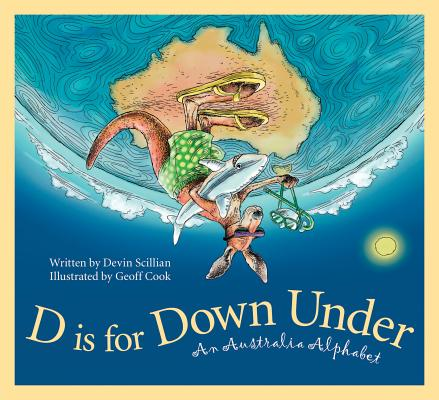 Cover for D Is for Down Under
