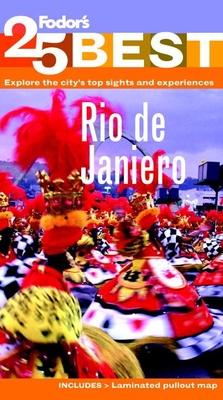 Fodor's Rio de Janeiro's 25 Best Cover