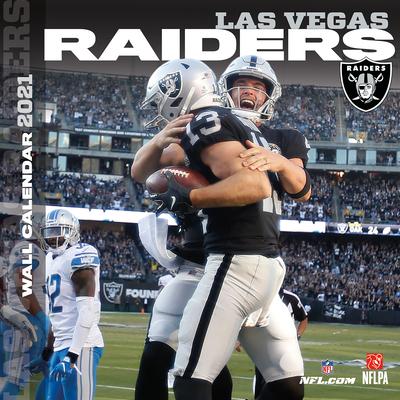 Las Vegas Raiders 2021 12x12 Team Wall Calendar Cover Image