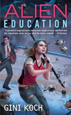 Alien Education Cover Image