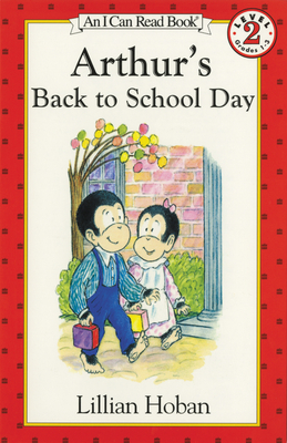 Arthur's Back to School Day (I Can Read Level 2) Cover Image