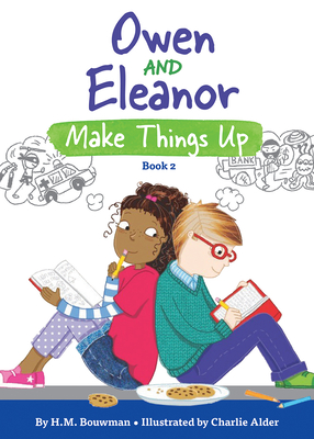 Owen and Eleanor Make Things Up Cover Image