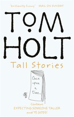 Cover for Tall Stories