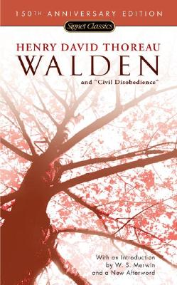 Walden and Civil Disobedience (150th Anniversary) Cover Image