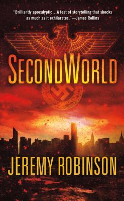 Cover for SecondWorld