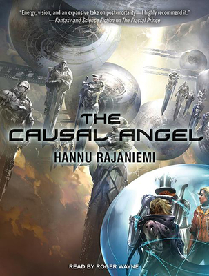 The Causal Angel Cover Image