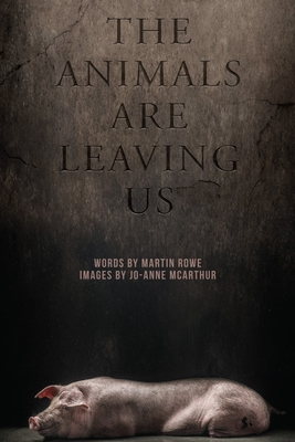 The Animals Are Leaving Us Cover Image