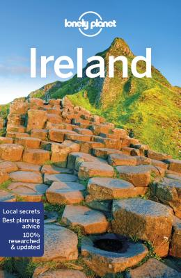 Lonely Planet Ireland cover image