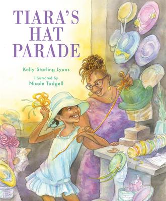 Tiara's Hat Parade Cover Image