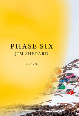 Phase Six: A novel Cover Image