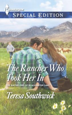 The Rancher Who Took Her in Cover