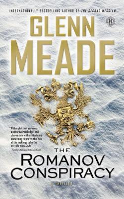 The Romanov Conspiracy Cover