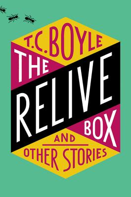 Cover for The Relive Box and Other Stories
