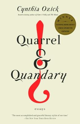 Quarrel & Quandary Cover